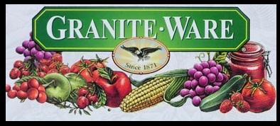 granite ware food mill box