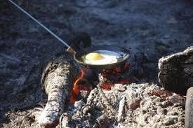 Rome Family Campfire Skillet